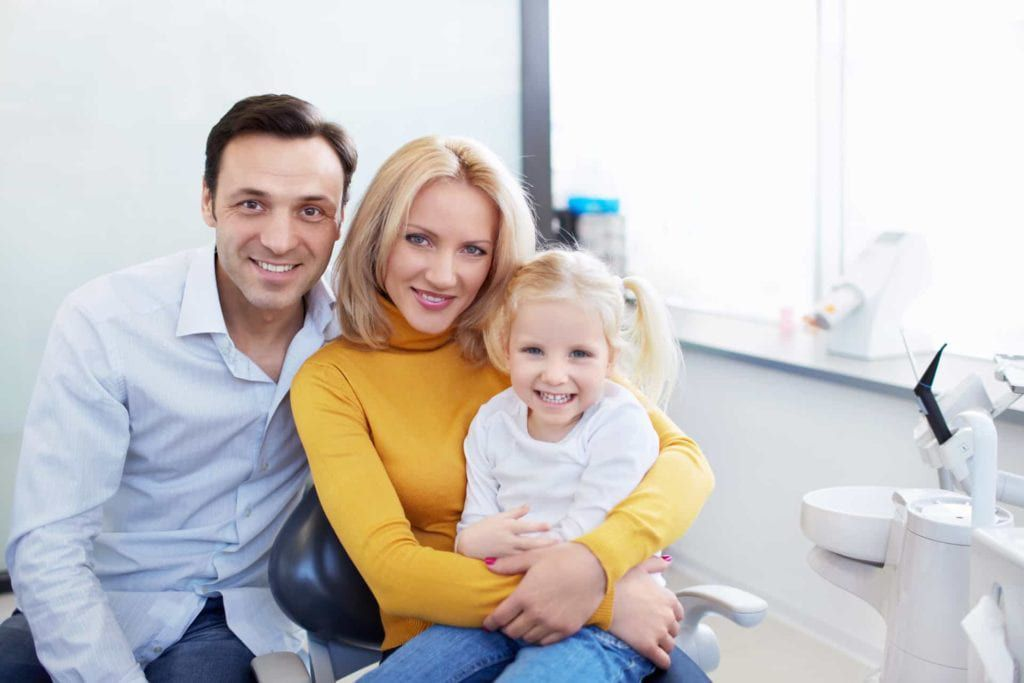 family dental patients